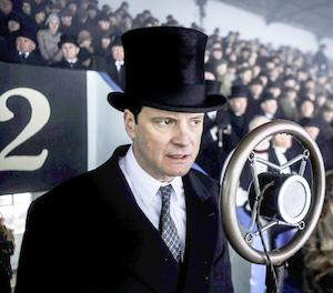"""Colin Firth dans """"Le Discours d'un Roi) - photo du film"""