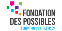 Logo Fondation des Possibles Couleur - Merci Madame Pitch